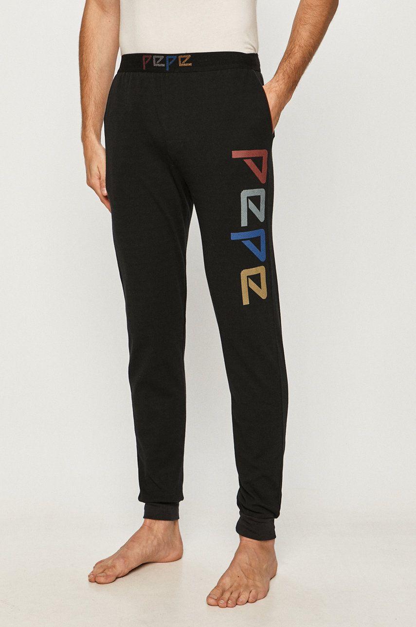 Pepe Jeans - Pantaloni de pijama Laris imagine