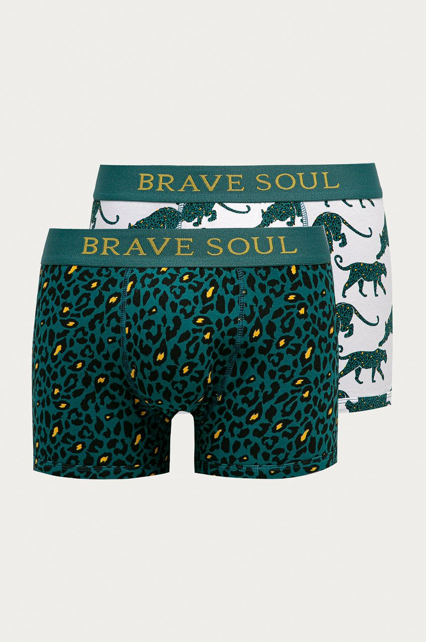 Brave Soul - Boxeri (2-pack) imagine 2020
