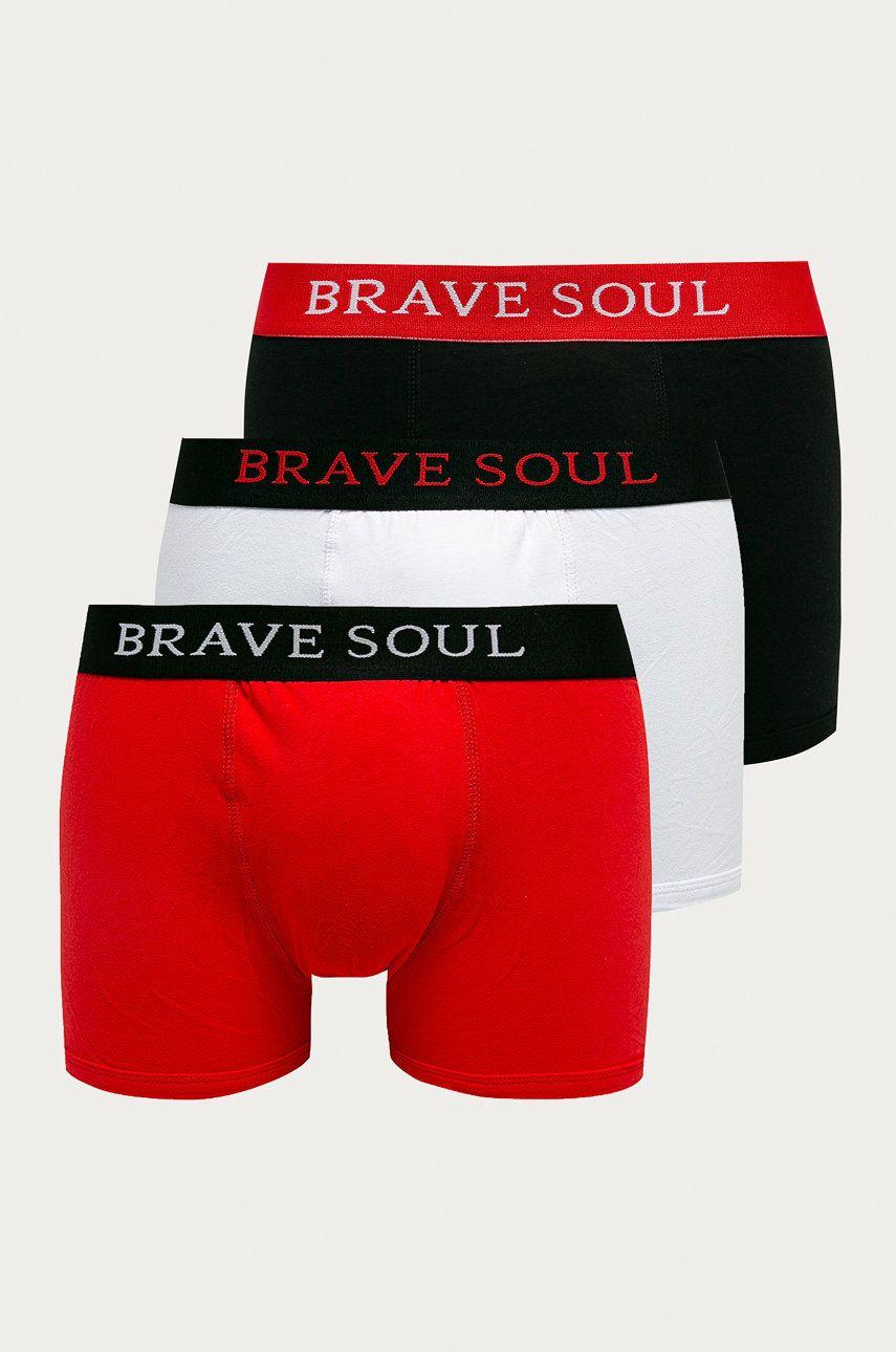 Brave Soul - Boxeri (3-pack) imagine
