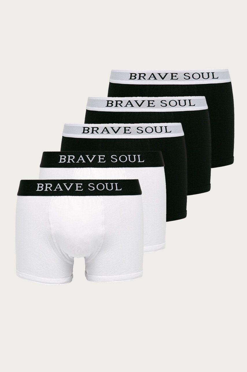 Brave Soul - Boxeri (5-pack) imagine
