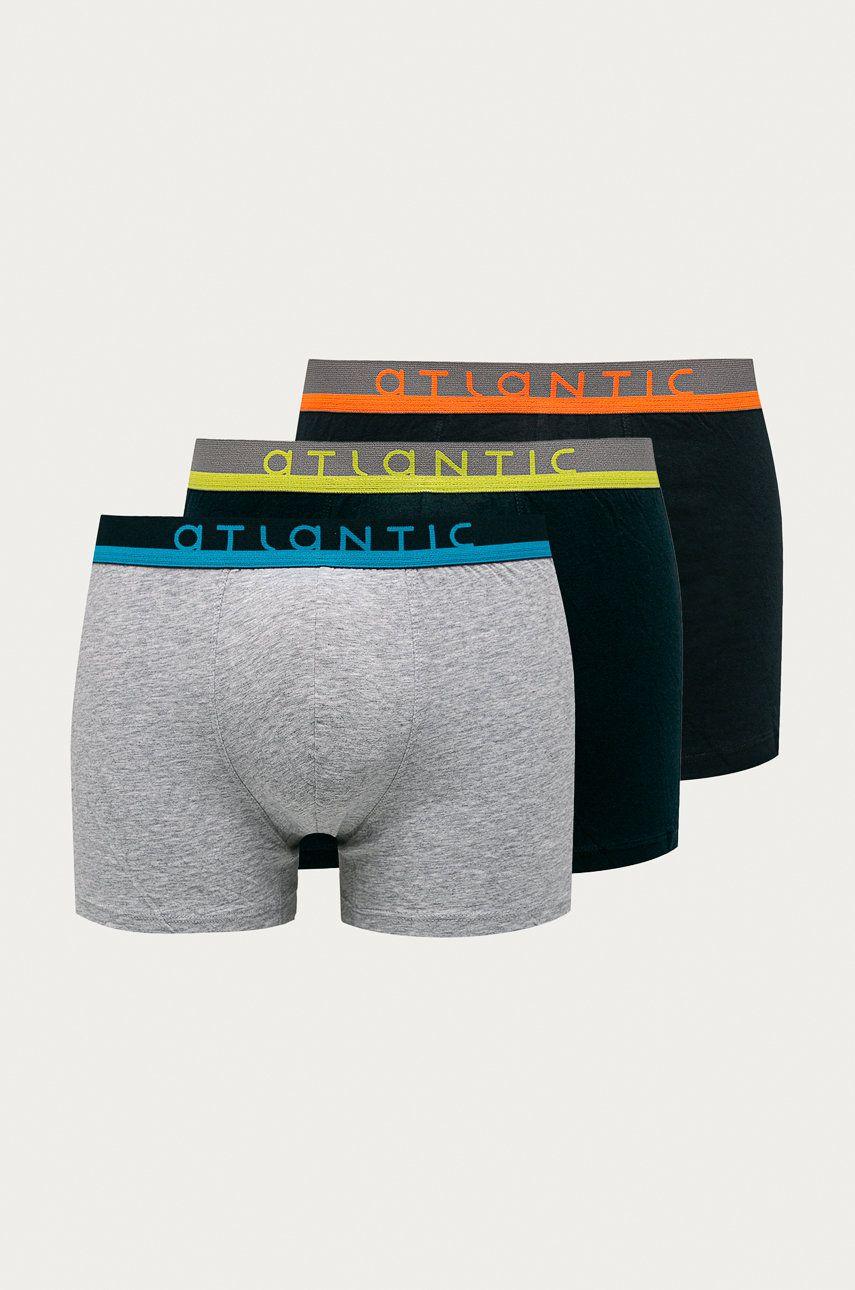 Atlantic - Boxeri (3-pack) imagine 2020