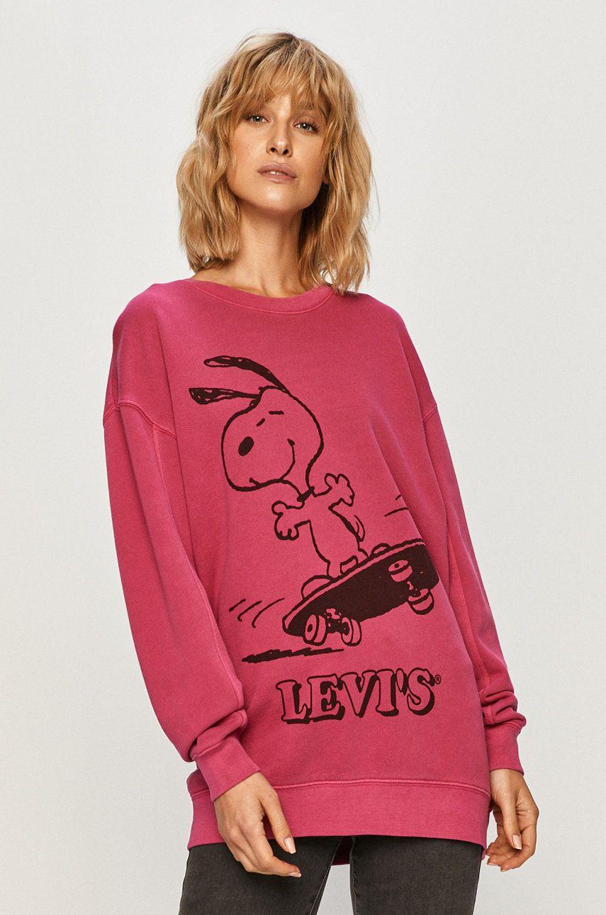 Levi's - Bluza x Peanuts