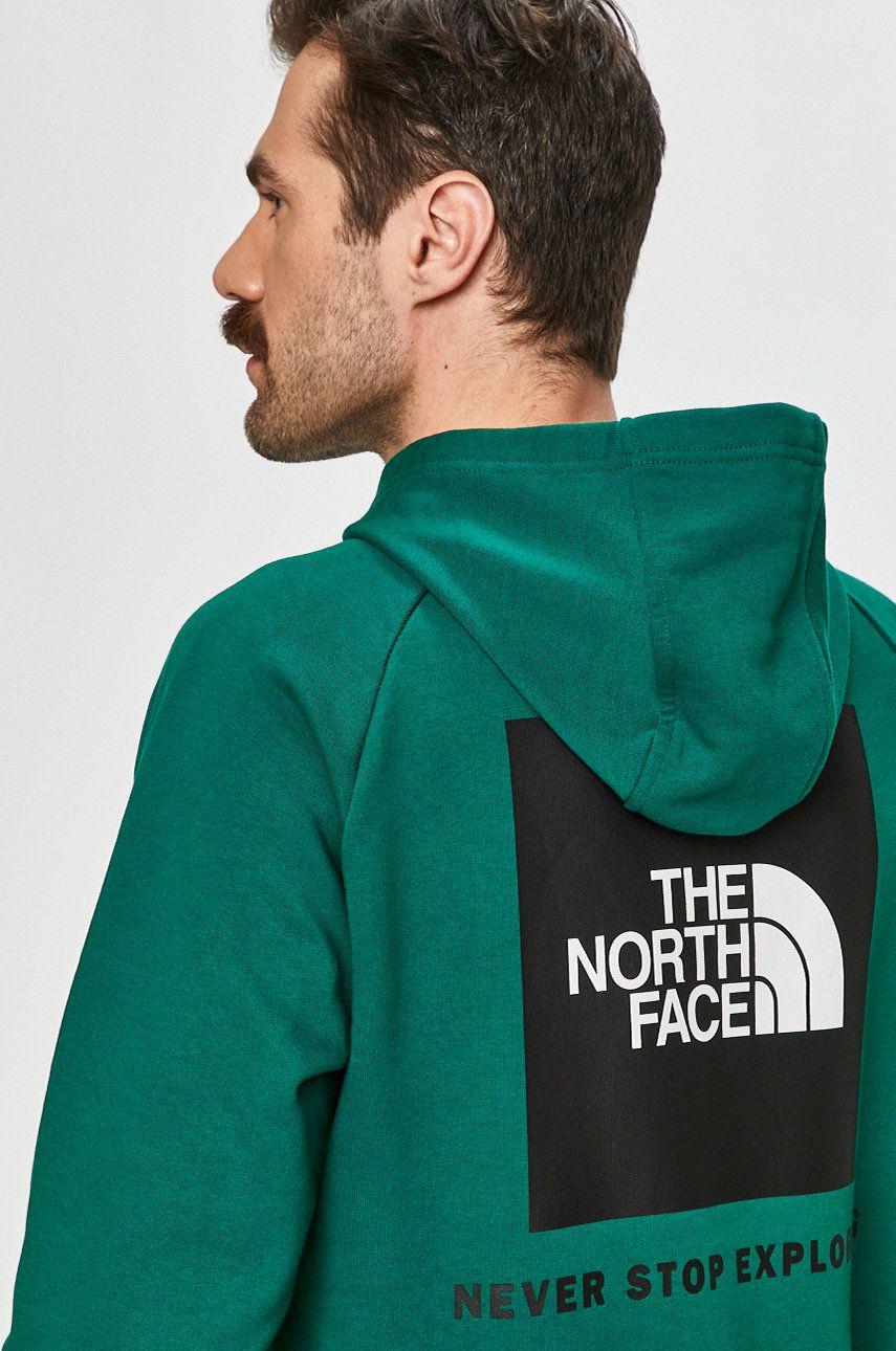 The North Face - Hanorac de bumbac imagine 2020