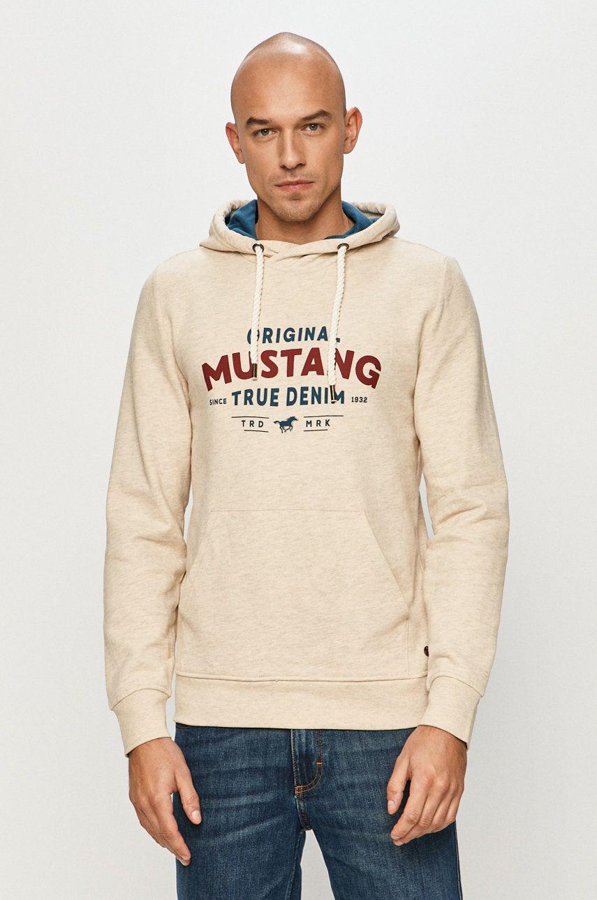 Mustang - Hanorac de bumbac