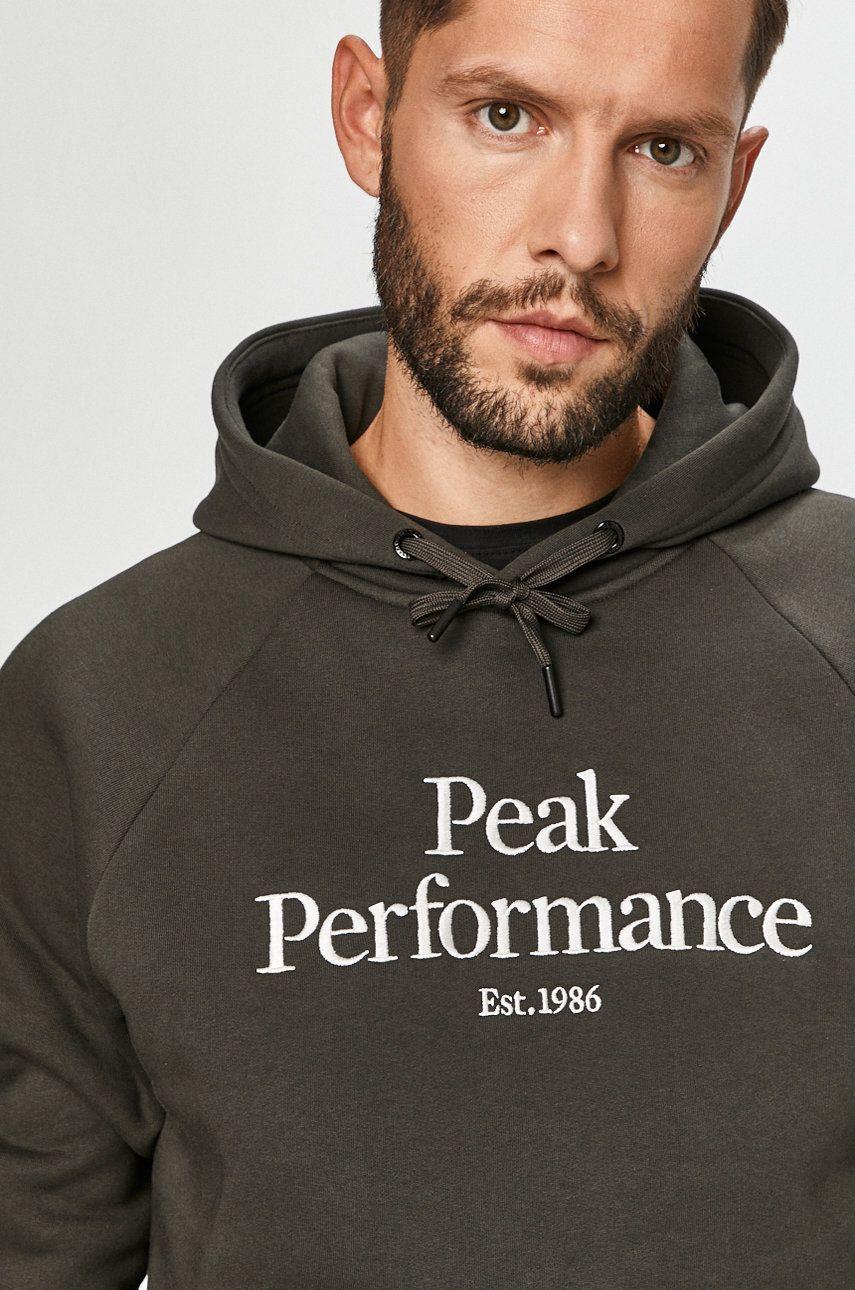 Peak Performance - Bluza imagine 2020