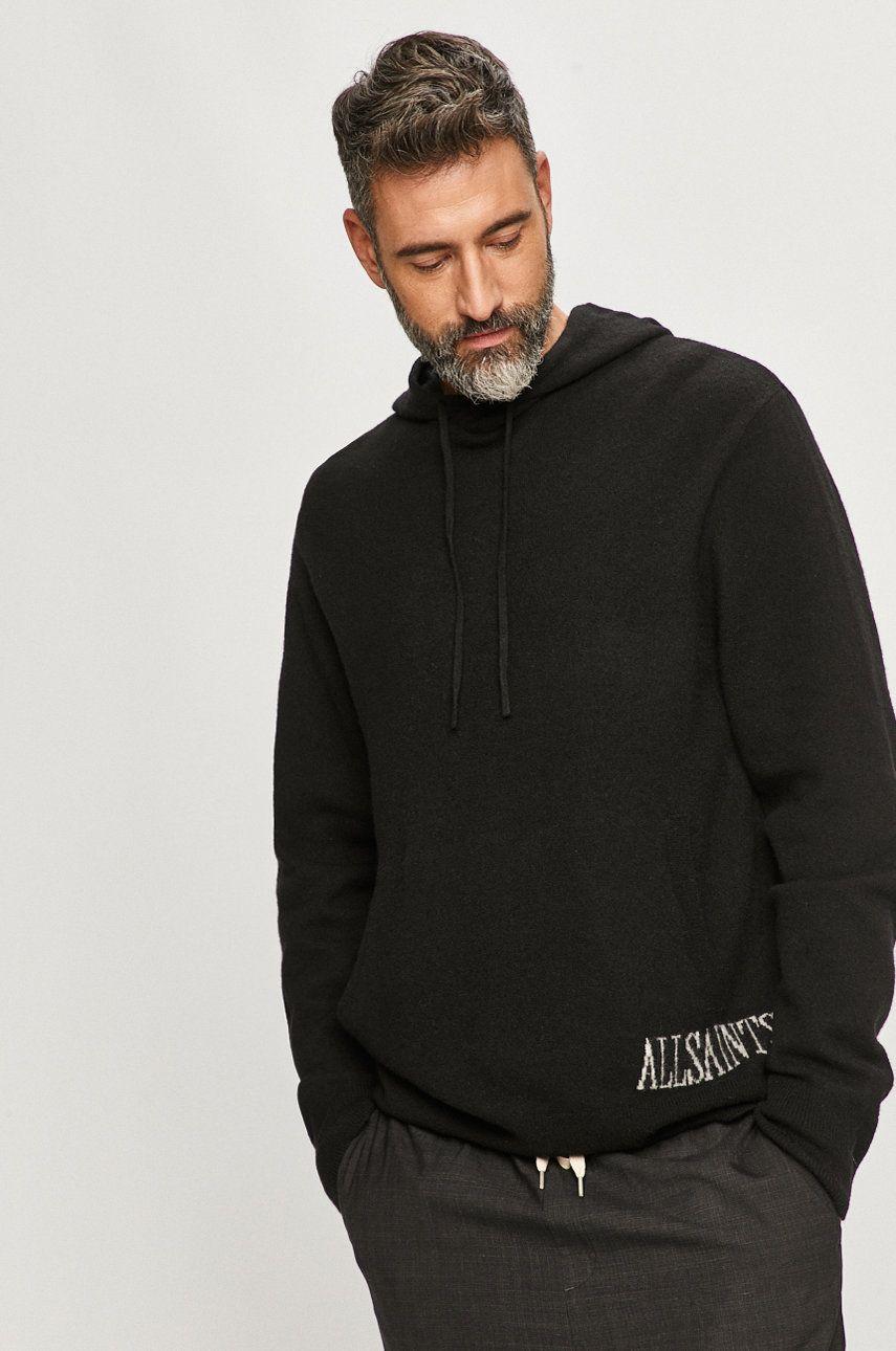 AllSaints - Pulover imagine answear.ro