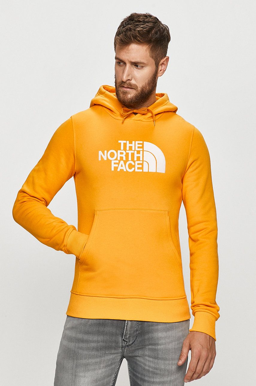The North Face - Hanorac de bumbac imagine 2020
