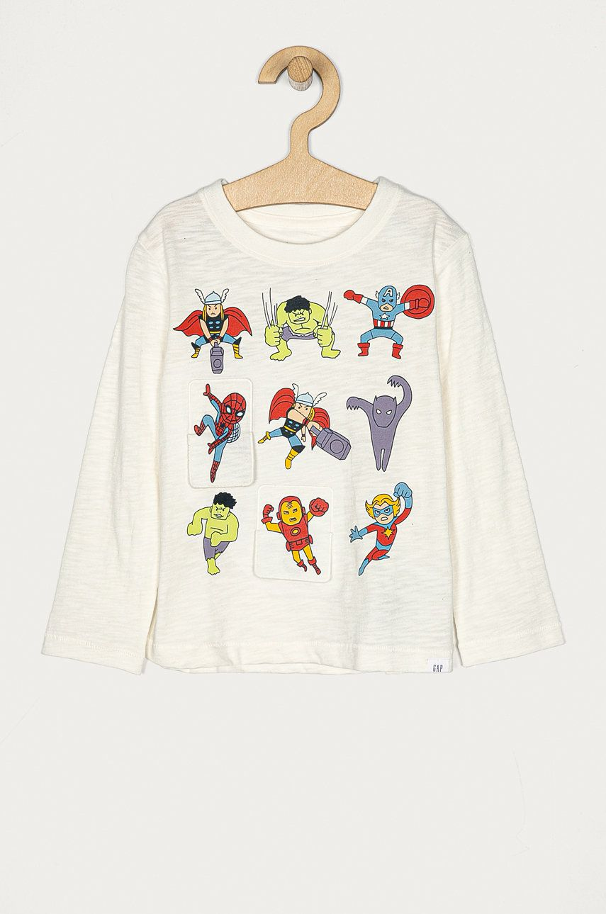 GAP - Longsleeve copii x Marvel 74-110 cm