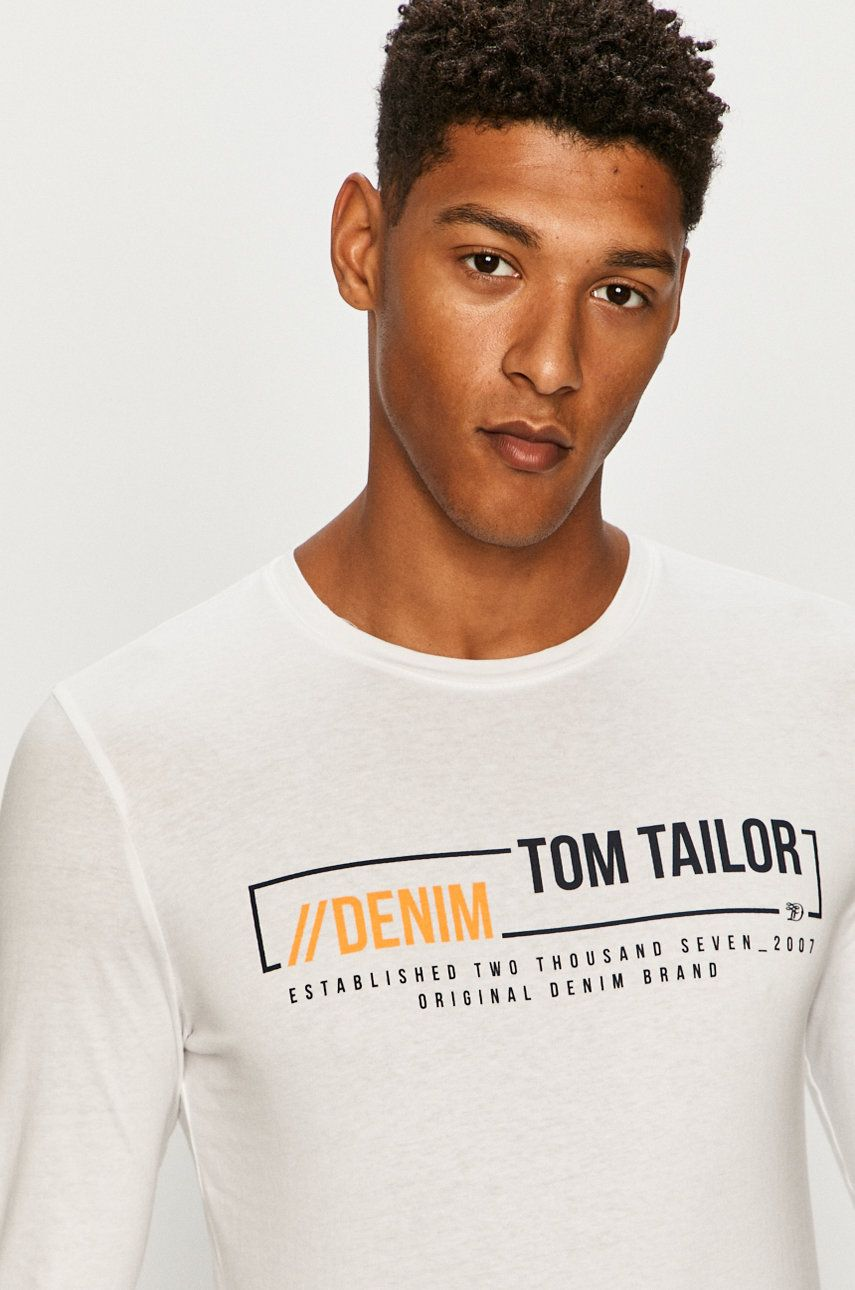 Tom Tailor Denim - Longsleeve imagine 2020