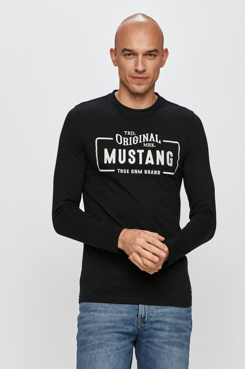 Mustang - Longsleeve imagine