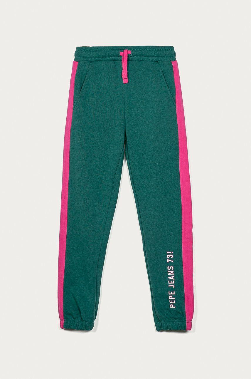 Pepe Jeans - Pantaloni copii imagine answear.ro