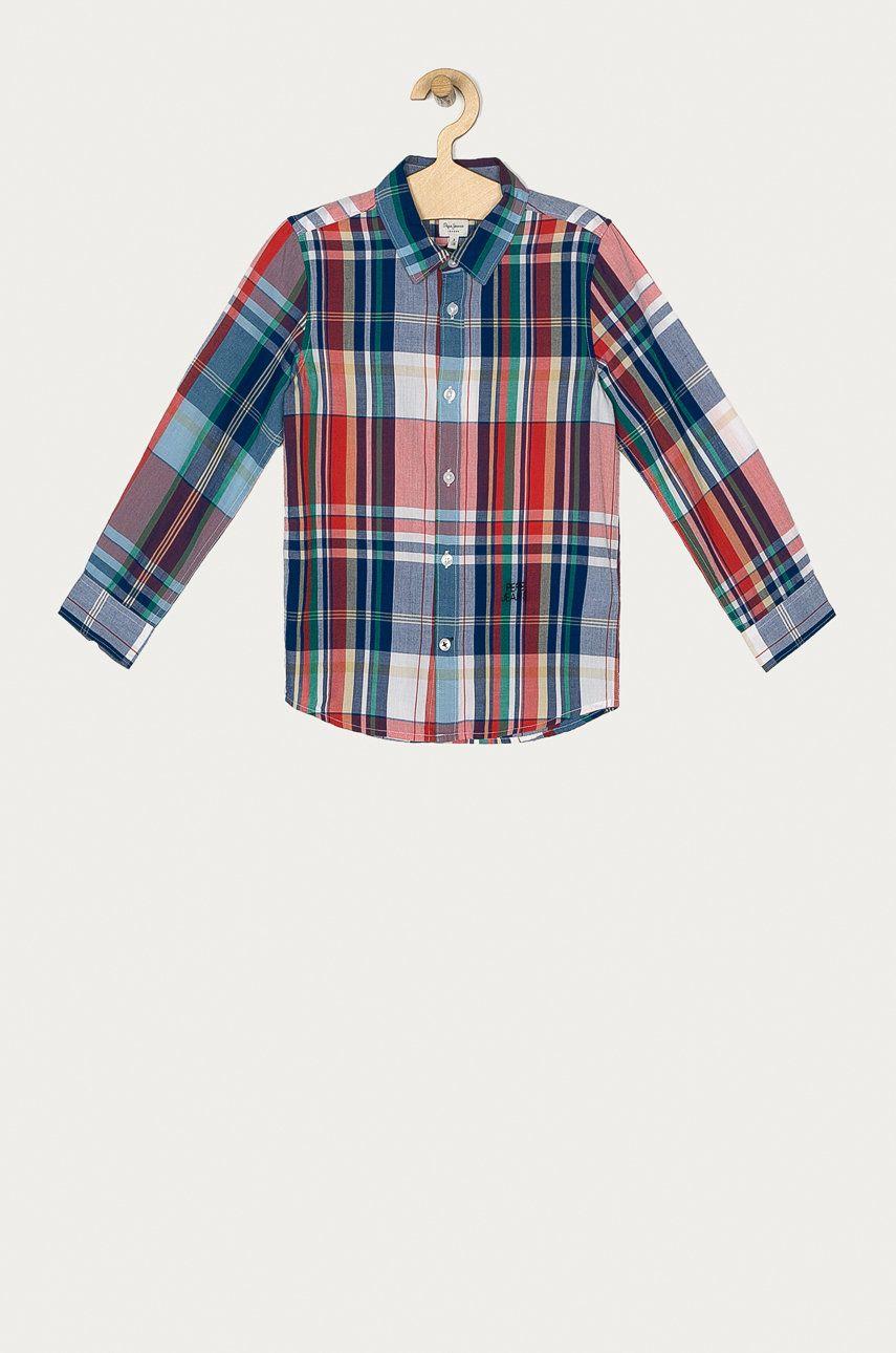 Pepe Jeans - Camasa copii Nigel 128-176 cm poza