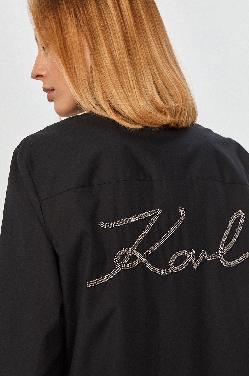 Karl Lagerfeld - Camasa din bumbac