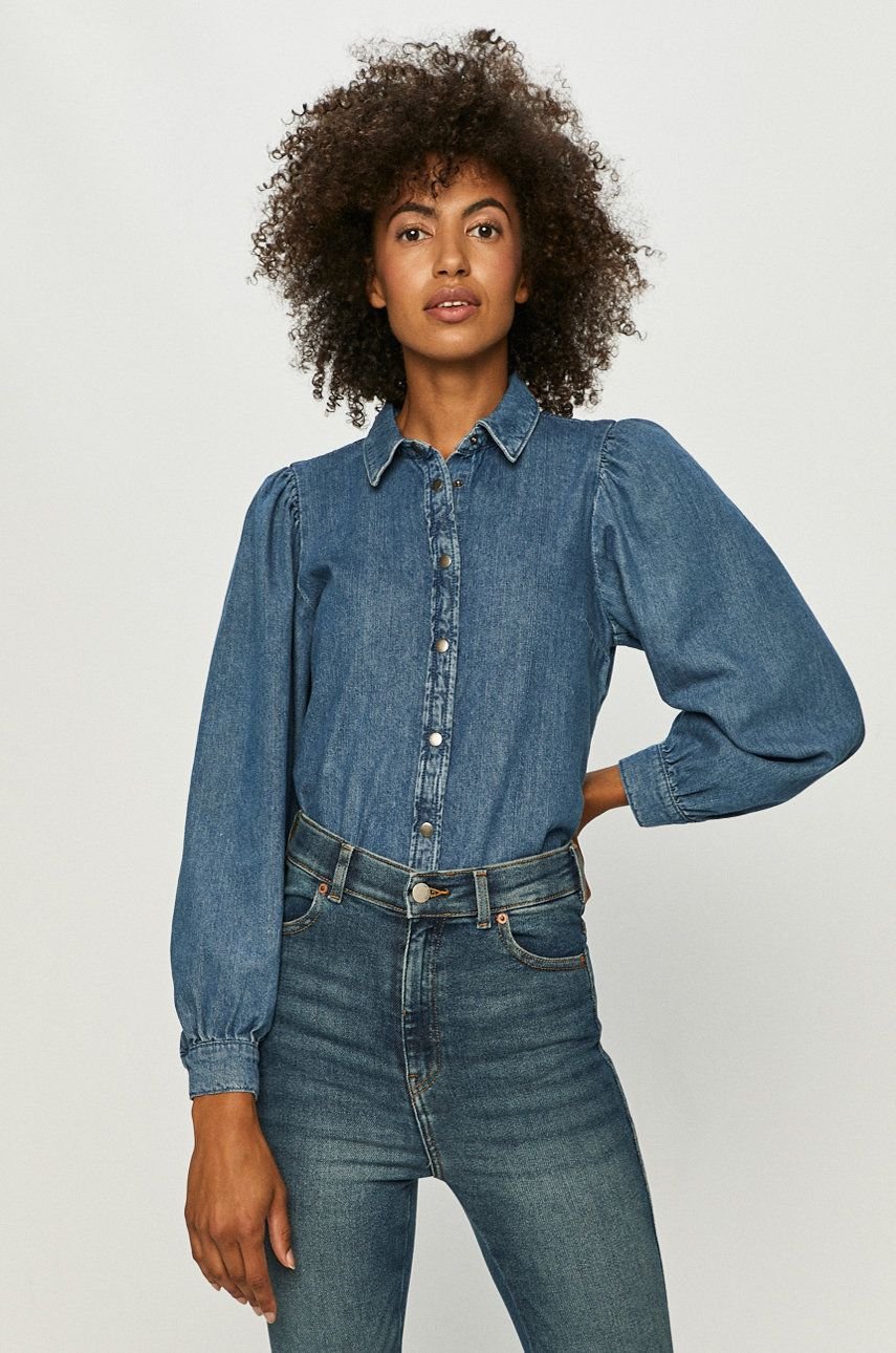 Only - Camasa jeans