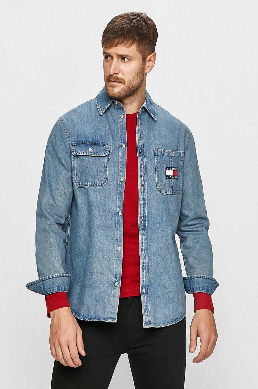 Tommy Jeans - Camasa jeans