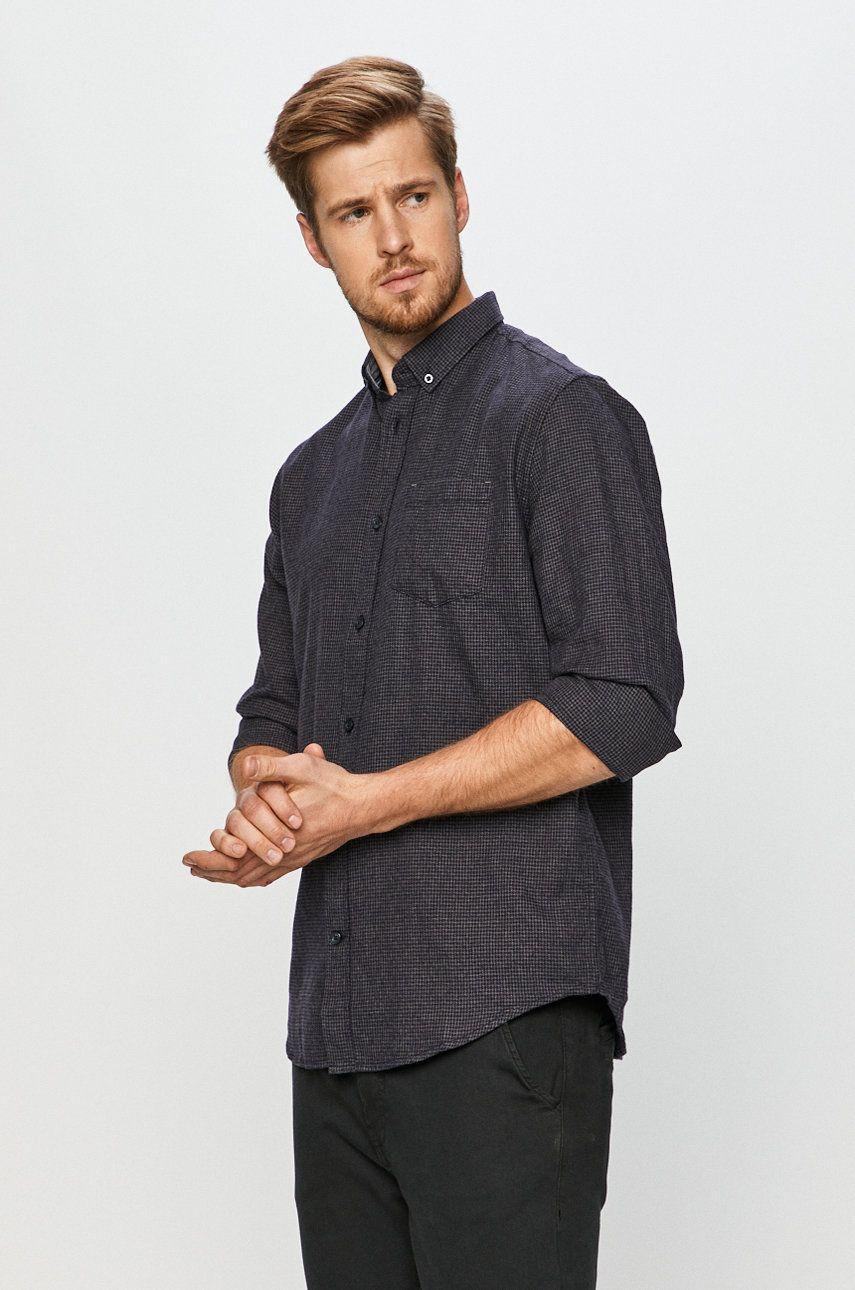 Tom Tailor Denim - Camasa din bumbac imagine answear.ro