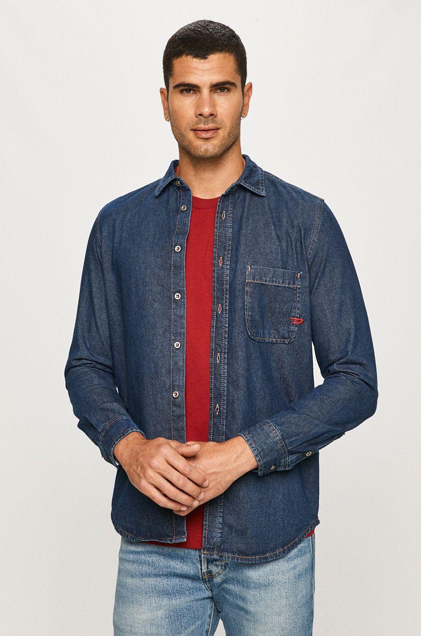 Diesel - Camasa jeans Bărbați imagine
