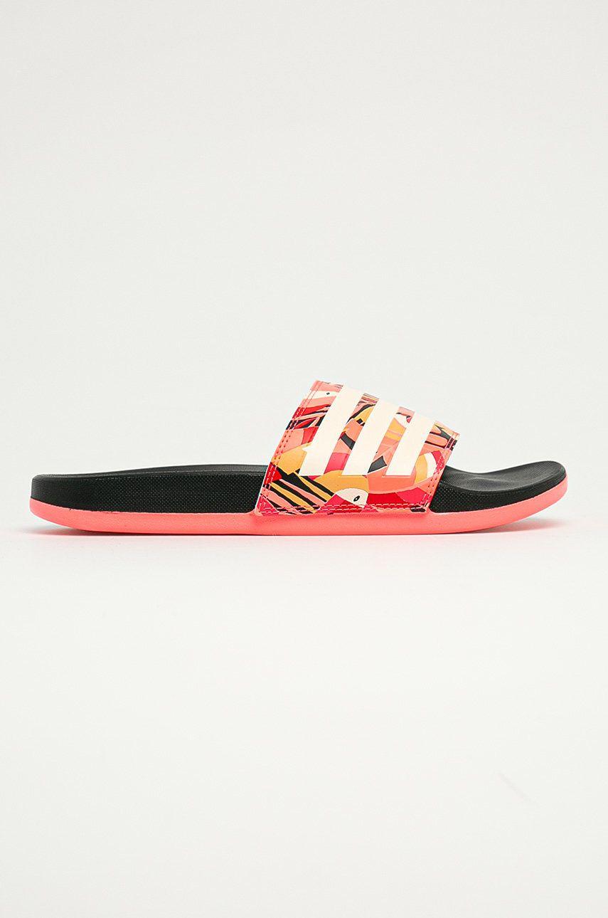 adidas - Papuci Adilette Comfort poza answear
