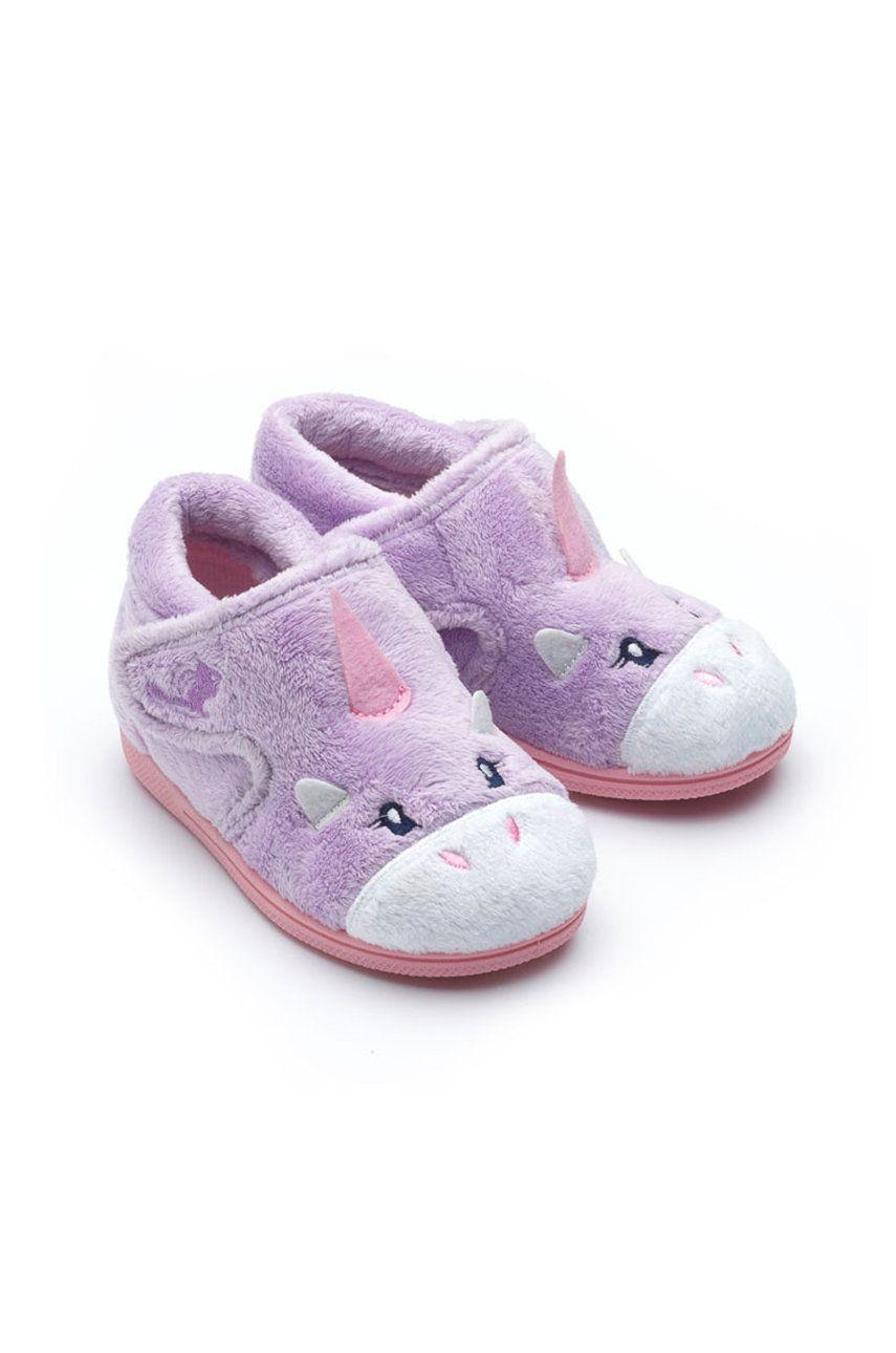 Chipmunks - Papuci copii Unicorn imagine