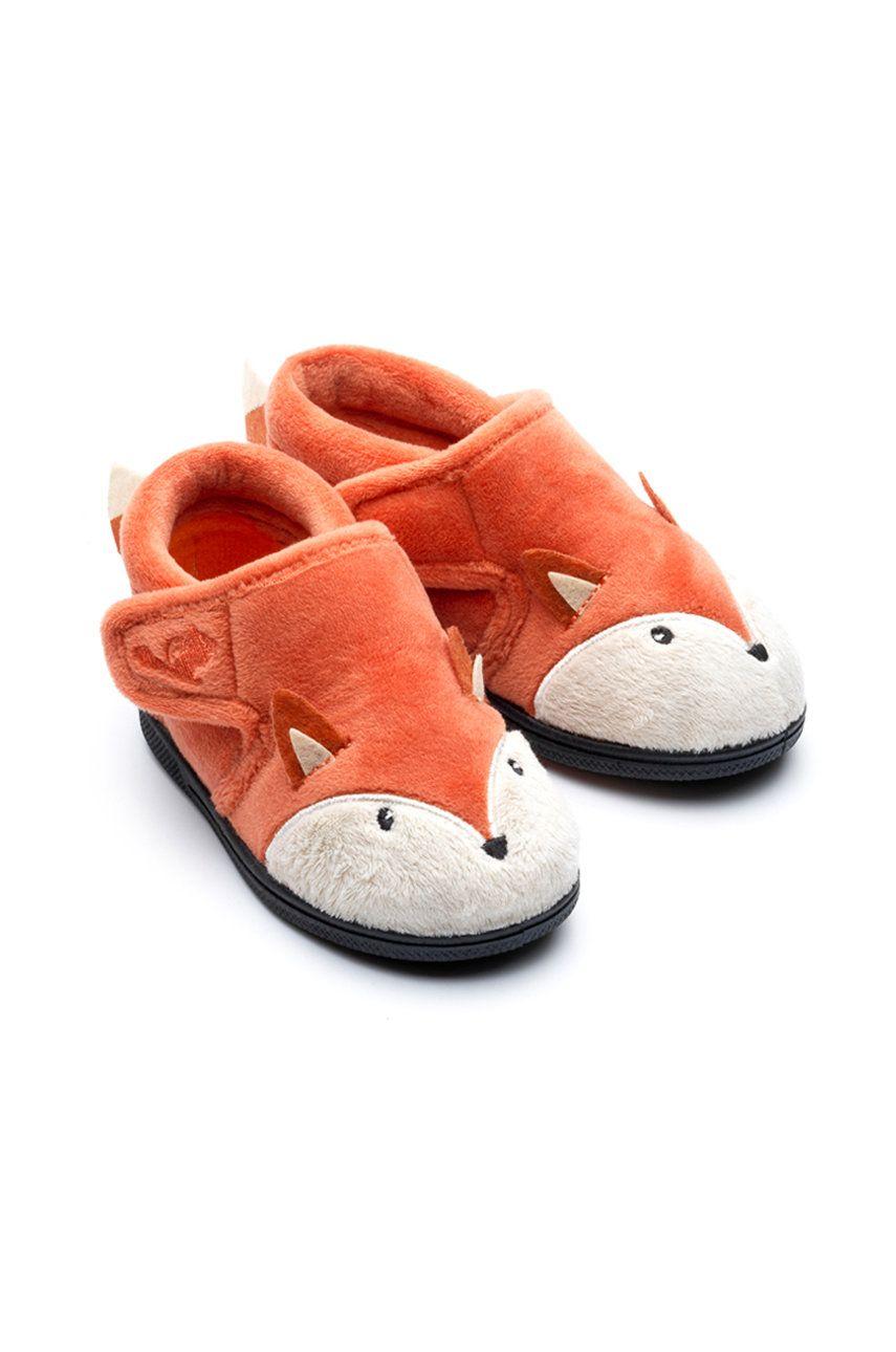 Chipmunks - Papuci copii Mr Fox poza answear