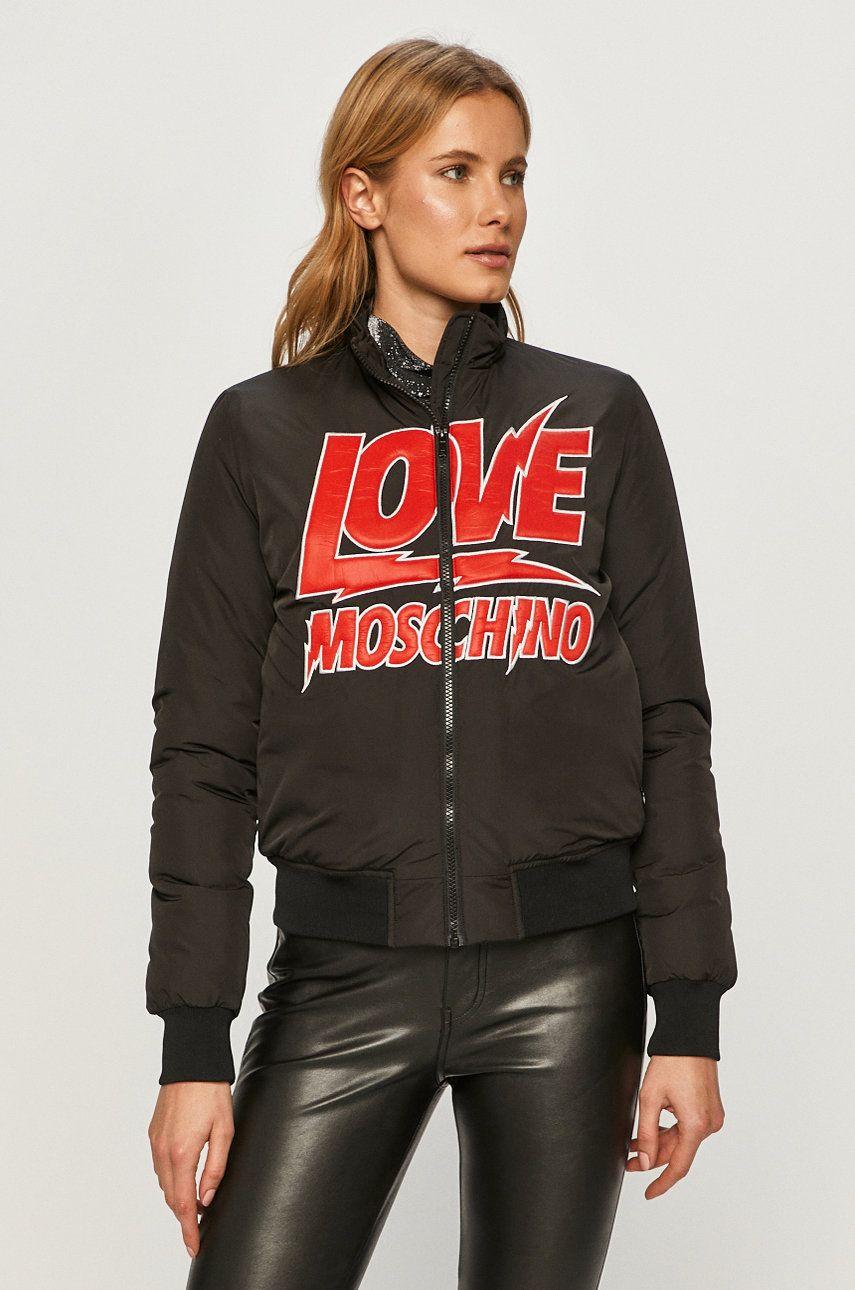 Love Moschino - Geaca bomber