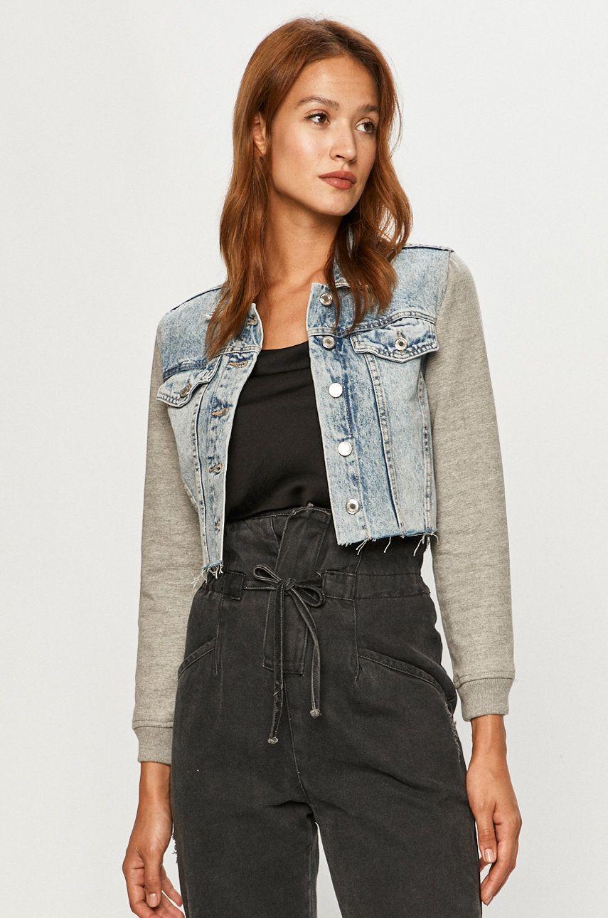 Tally Weijl - Geaca jeans imagine