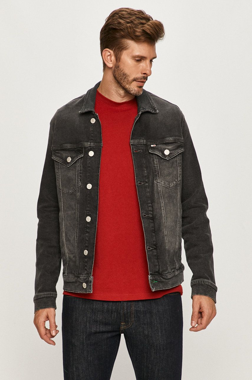 Tommy Jeans - Geaca jeans imagine 2020