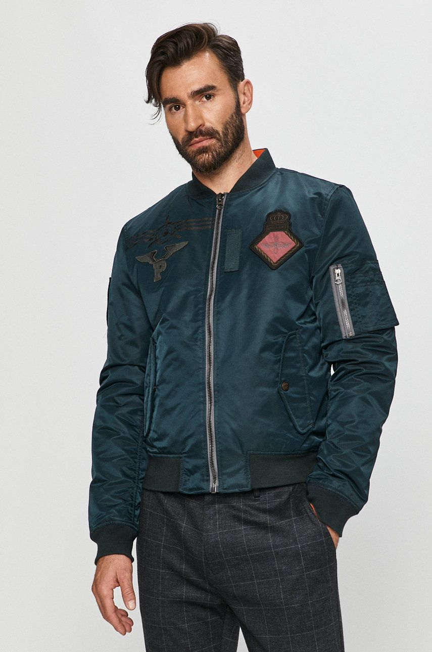 Pepe Jeans - Geaca bomber Barton