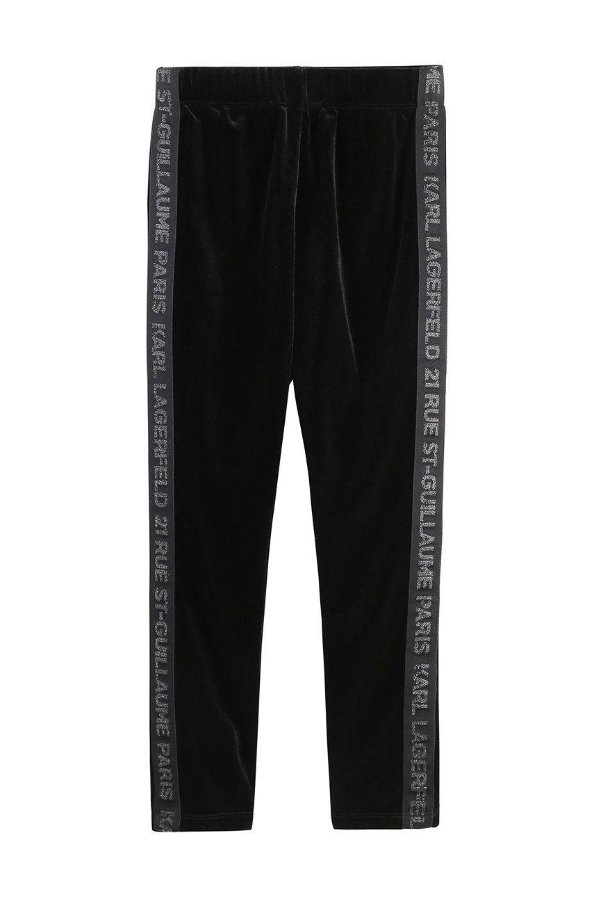 Karl Lagerfeld - Pantaloni copii answear.ro