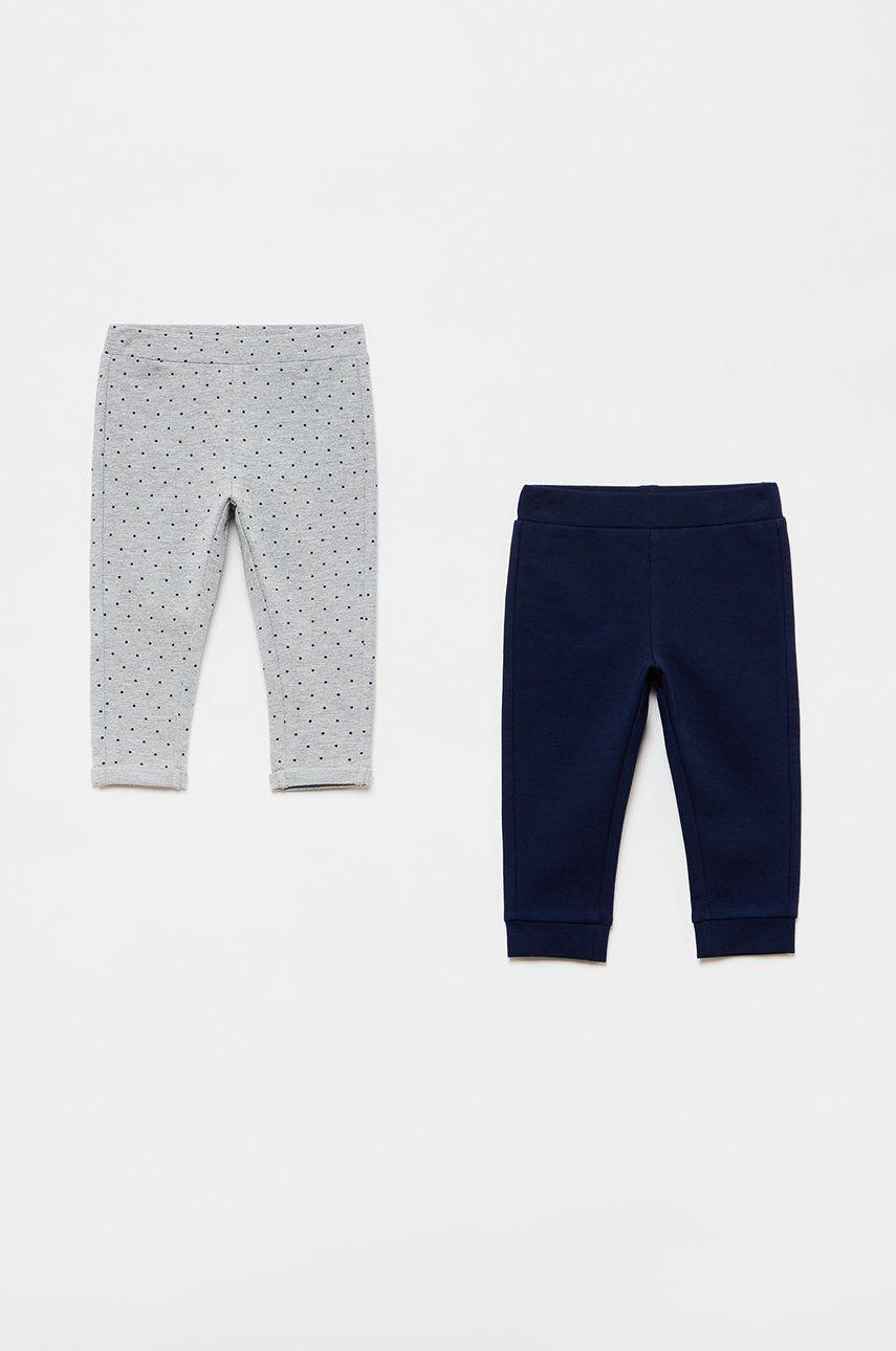 OVS - Pantaloni copii 74-98 cm (2-pack) poza answear