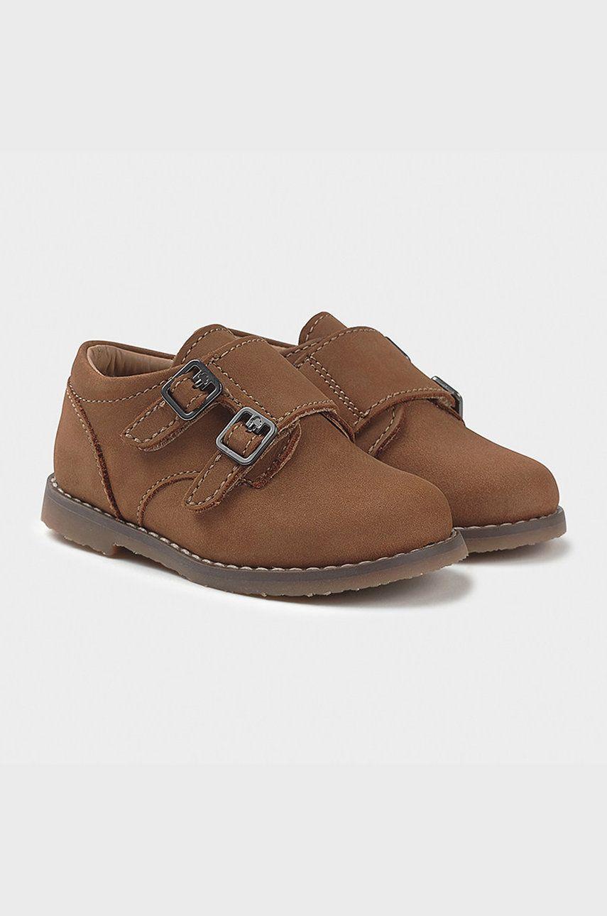 Mayoral - Pantofi din piele intoarsa pentru copii imagine