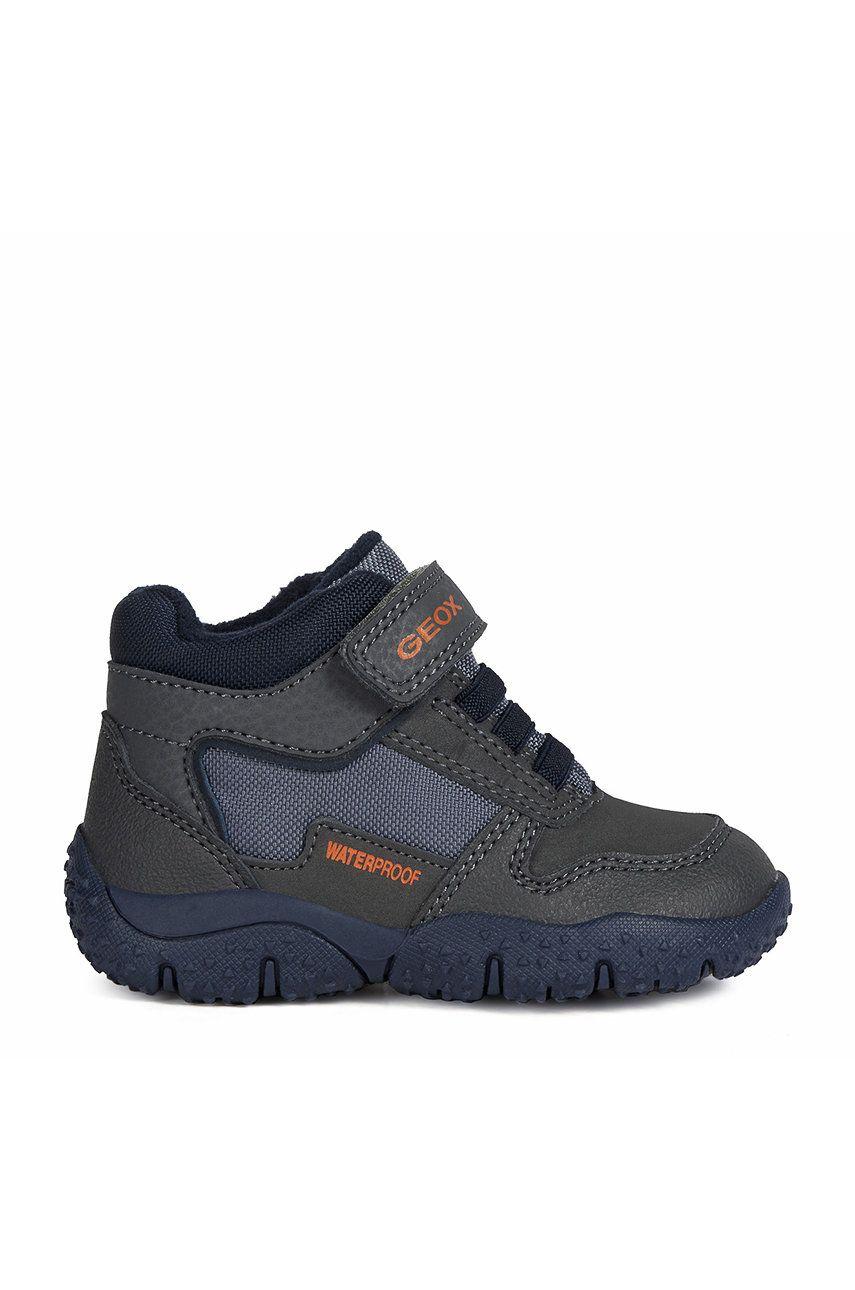 Geox - Pantofi copii imagine answear.ro 2021