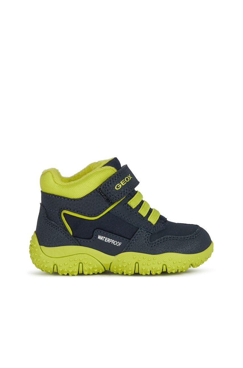 Geox - Pantofi copii B0442A.0CEFU.24.27. imagine answear.ro 2021