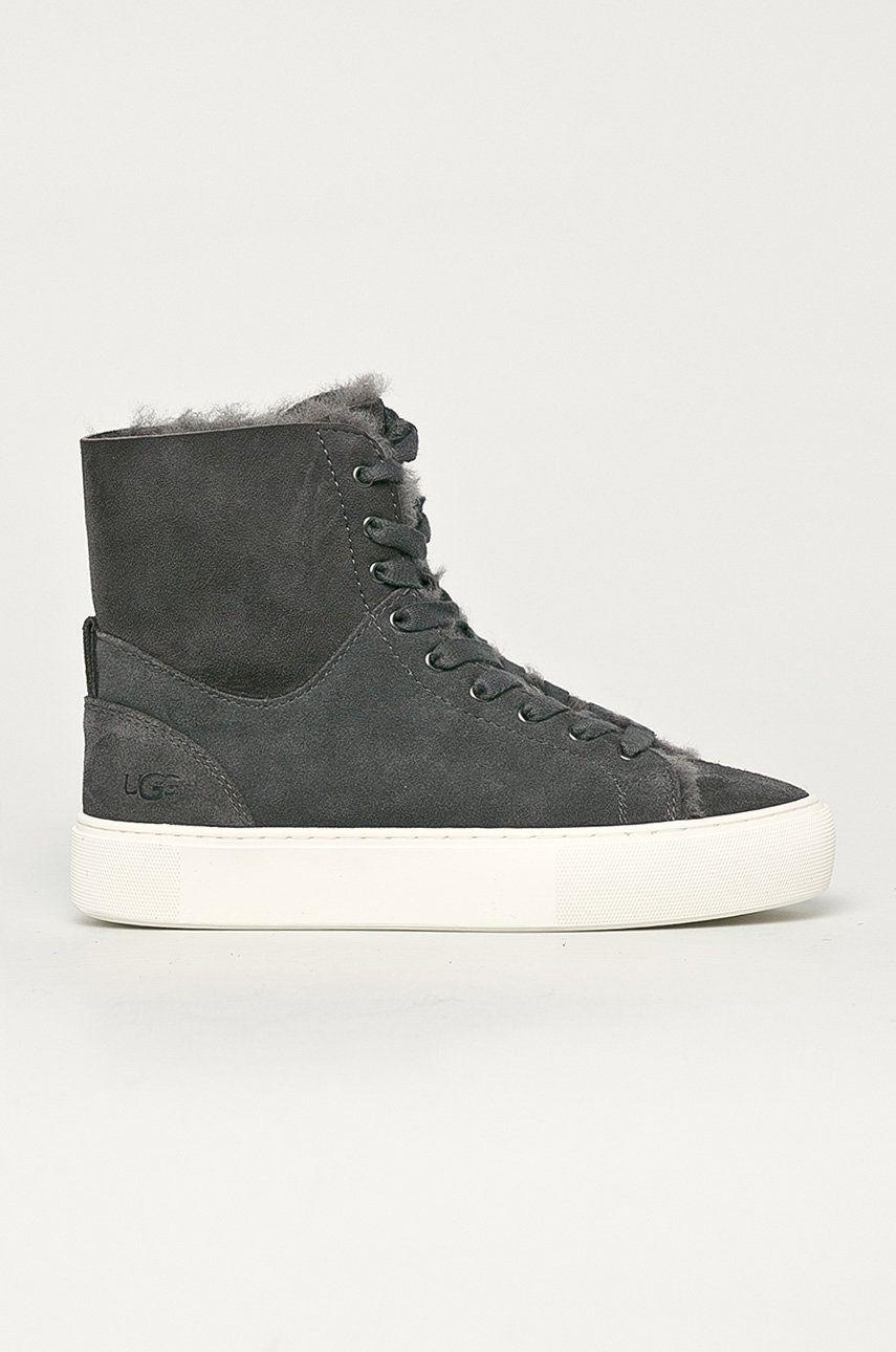 UGG - Pantofi de piele intoarsa Beven