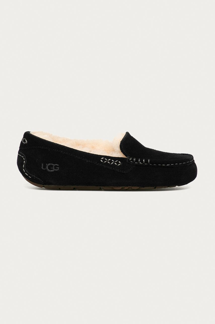 UGG - Papuci din piele Ansley