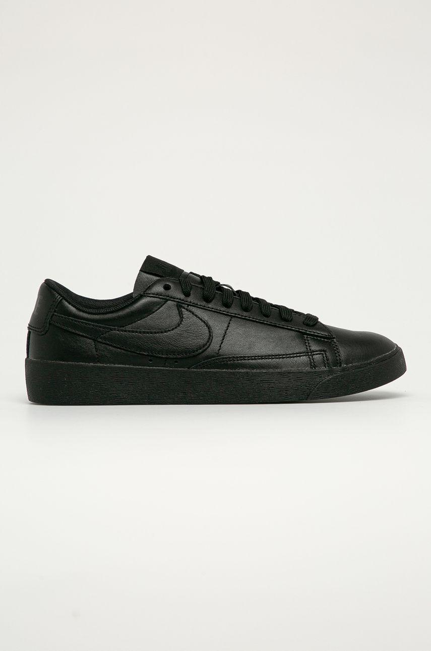 Nike Sportswear - Ghete de piele Blazer Low LE poza