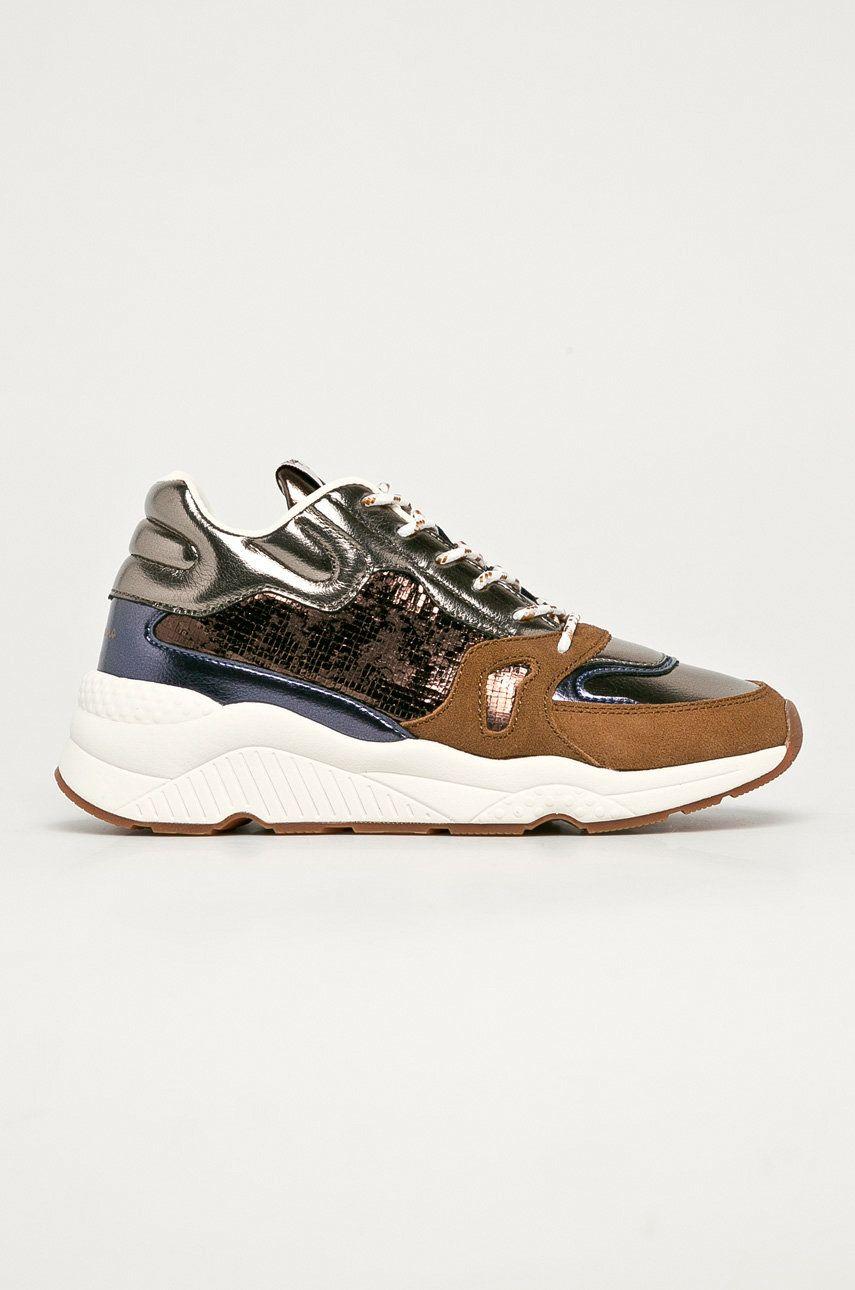 Pepe Jeans - Pantofi Harlow Space
