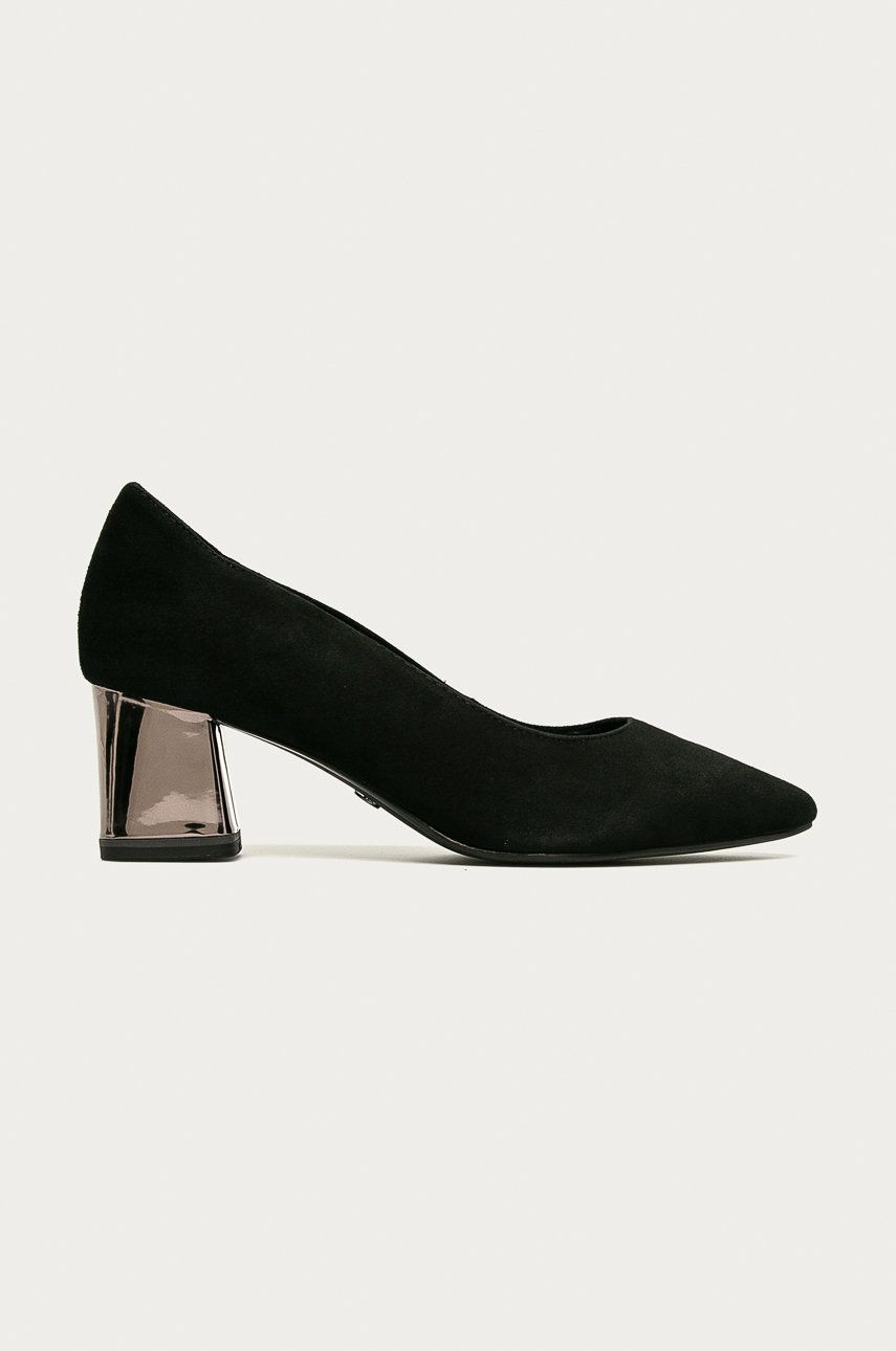 Tamaris - Pantofi de piele answear.ro