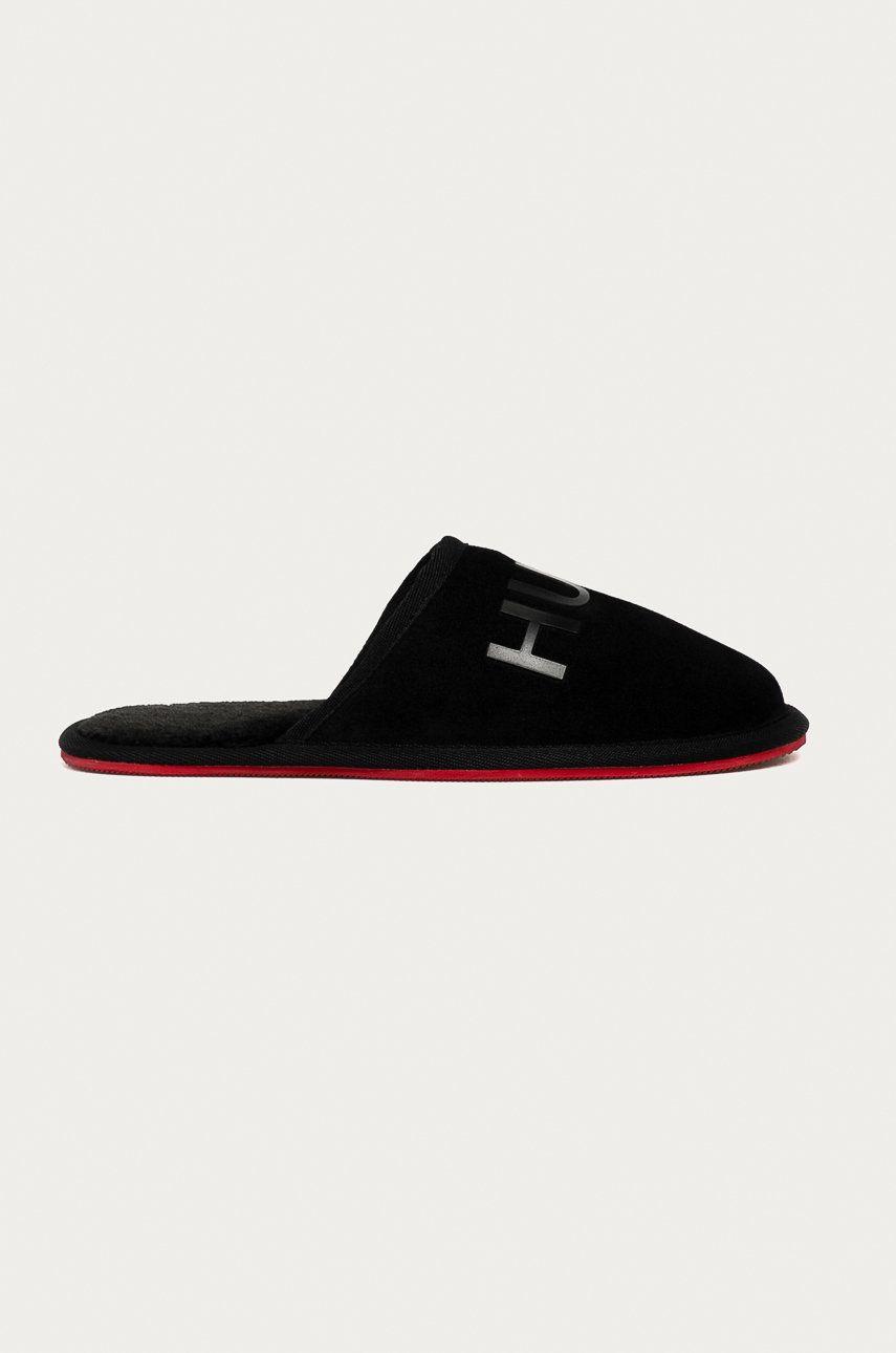 Hugo - Papuci din piele intoarsa