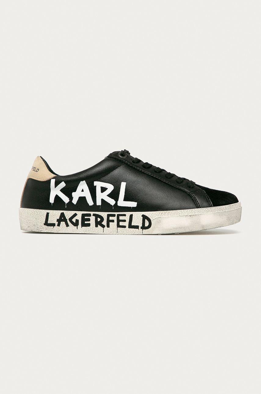 Karl Lagerfeld - Ghete de piele answear.ro
