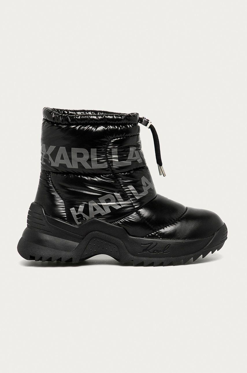Karl Lagerfeld - Cizme de iarna imagine
