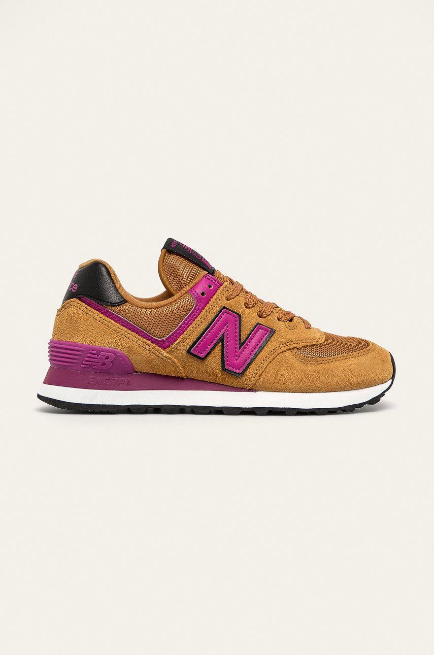 New Balance - Pantofi WL574LBJ imagine