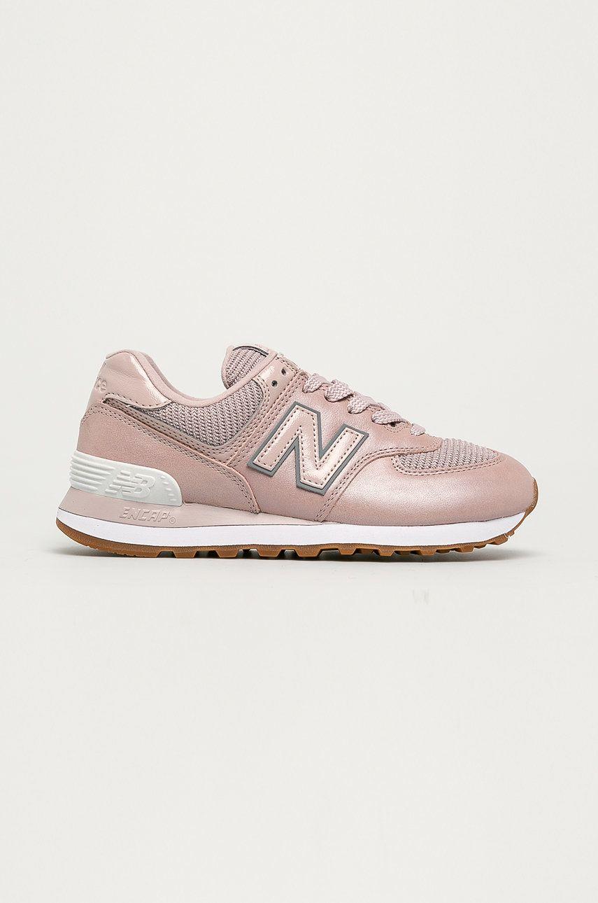 New Balance - Pantofi WL574PMB de la New Balance