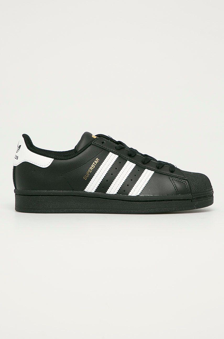 adidas Originals - Kožené boty Superstar