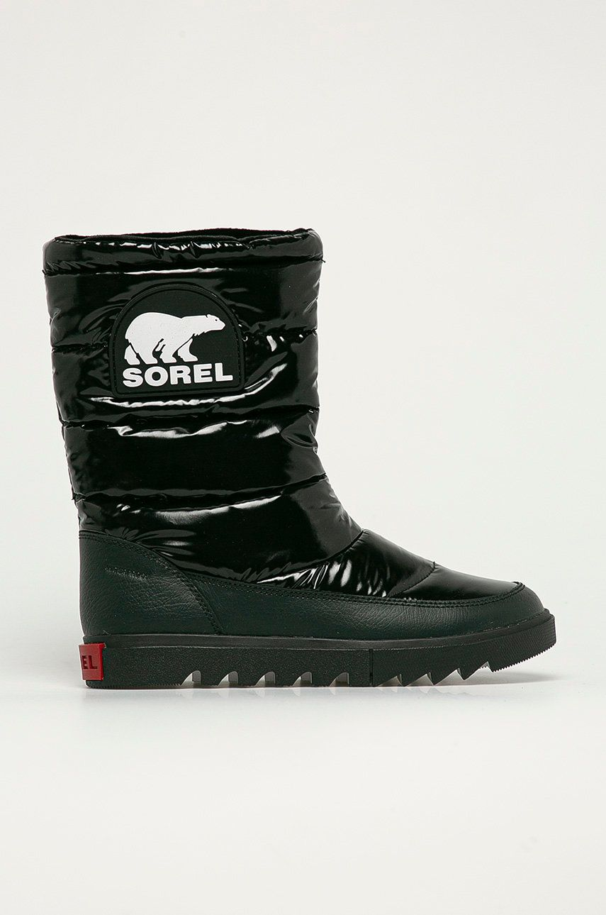 Sorel - Cizme de iarna Joan Of Arctic Next Lime imagine answear.ro