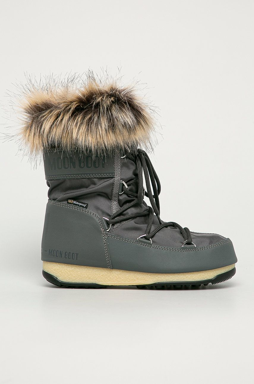 Moon Boot - Cizme de iarna Monaco Low Wp 2 imagine answear.ro 2021