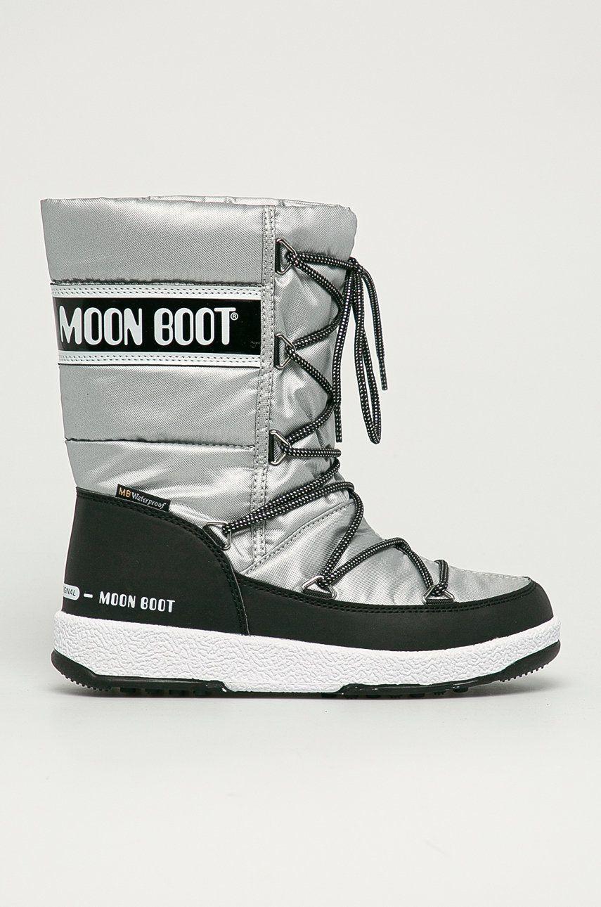 Moon Boot - Cizme de iarna JR G.Quilted poza