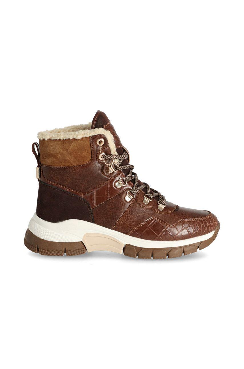 Mexx - Bocanci Ankle Boots Faylin imagine