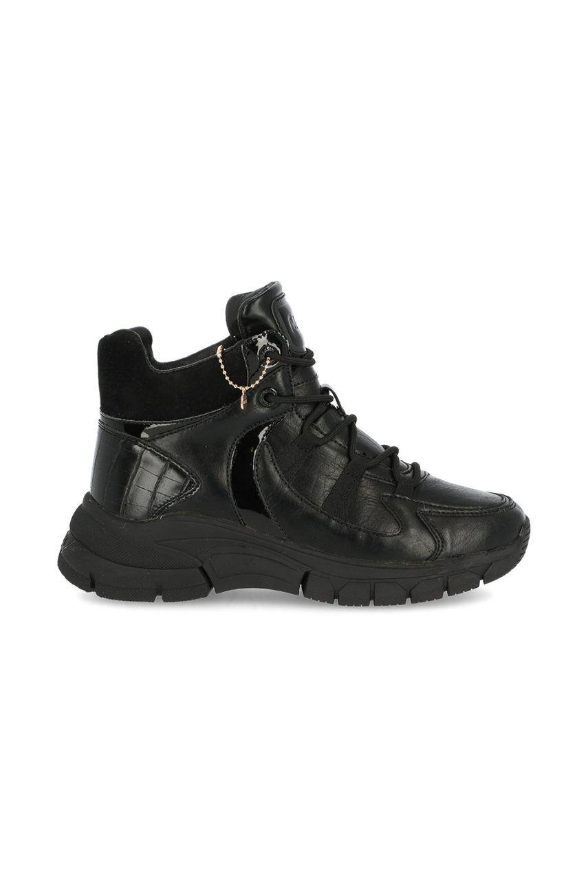 Mexx - Pantofi Ankle Boots Fem