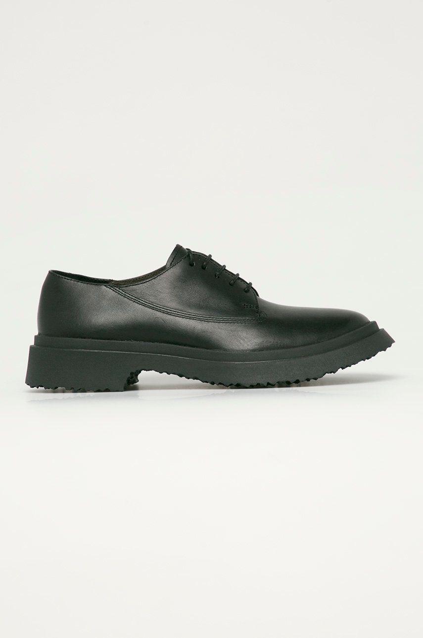 Camper - Pantofi de piele Walden